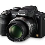 Panasonic debuts FZ35, FP8 and ZR1 LUMIX digital cameras
