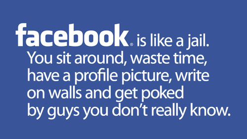 The Perfect Definition of Facebook