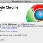Google Chrome 9 features speed, WebGL and apps