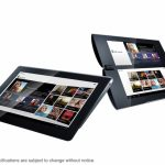 Sony announces the S1 and S2 dual-screen Honeycomb tablets