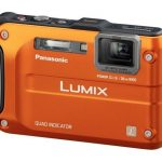 Panasonic rugged Lumix DMC-TS4 and DMC-TS20 cameras unveiled