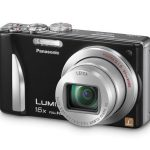 Panasonic Lumix DMC-ZS20 and ZS15 compact superzoom cameras announced