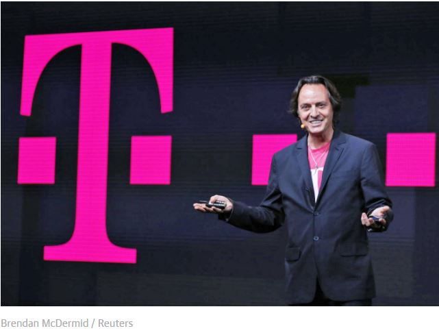 T-Mobile Tourist Plan