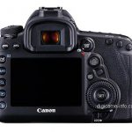 Canon EOS 5D Mark IV Specs And Images