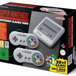 Nintendo Mini SNES announced